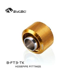"Image 4 - Bykski B FT3 TK、3/8 ""id * 5/8"" od 10 × 16ミリメートル軟質チューブ継手、g1/4 ""継手ソフトチューブ"