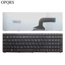 Russian Keyboard for Asus N61V N61D N61W N61J X66 X66W N52 N52D N52DA N52J N52JV A72 A72D A72F A72J RU laptop keyboard black