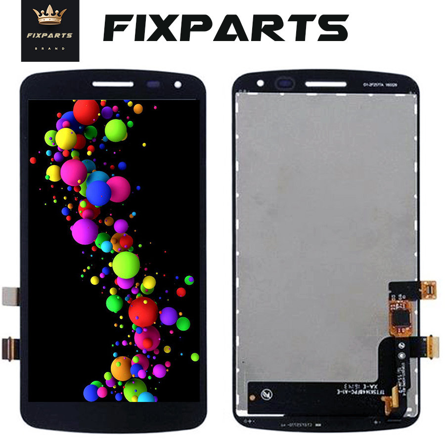 Original 5.0'' <font><b>X220DS</b></font> Display For LG K Series K5 X220 LCD Display Touch Screen Digitizer Assembly X220MB Screen High Quality image