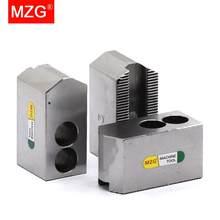 Mzg 4 5 6 7 10 12 Inch 120 Graden Standaard Holle Zachte Kaak Voor Cnc Draaibank Chuck Bewerking Snijden tool