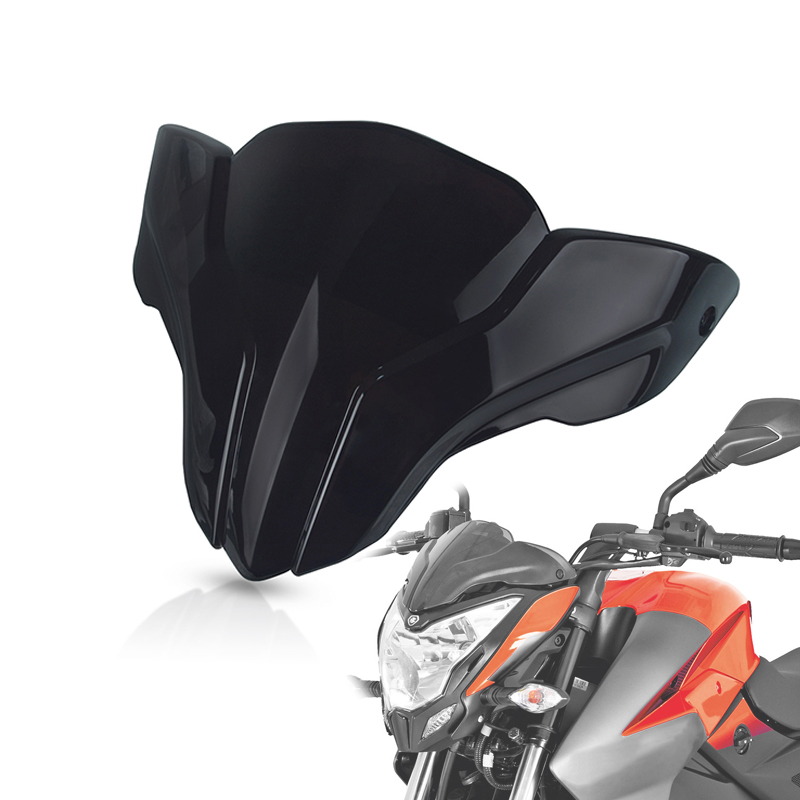 Motorcycle Windshield Motorbike Front Wind Screen Cover Protector Accessories For <font><b>BAJAJ</b></font> <font><b>Pulsar</b></font> NS200 <font><b>NS</b></font> <font><b>200</b></font> image