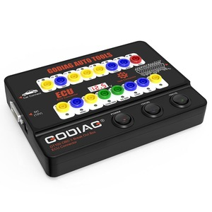 Image 4 - Godiag GT100 obd iiブレイクアウトボックスecuコネクタテストプラットフォームbmw fem/bdcプログラミングecuメンテナンスツール