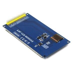 Image 4 - EQV новый 4 дюймовый на тонкопленочных транзисторах на тонкоплёночных транзисторах ЖК дисплей экран сенсорный экран модуль IPS full view со сверхвысоким разрешением Ultra HD, 800X480 с опорной плиты