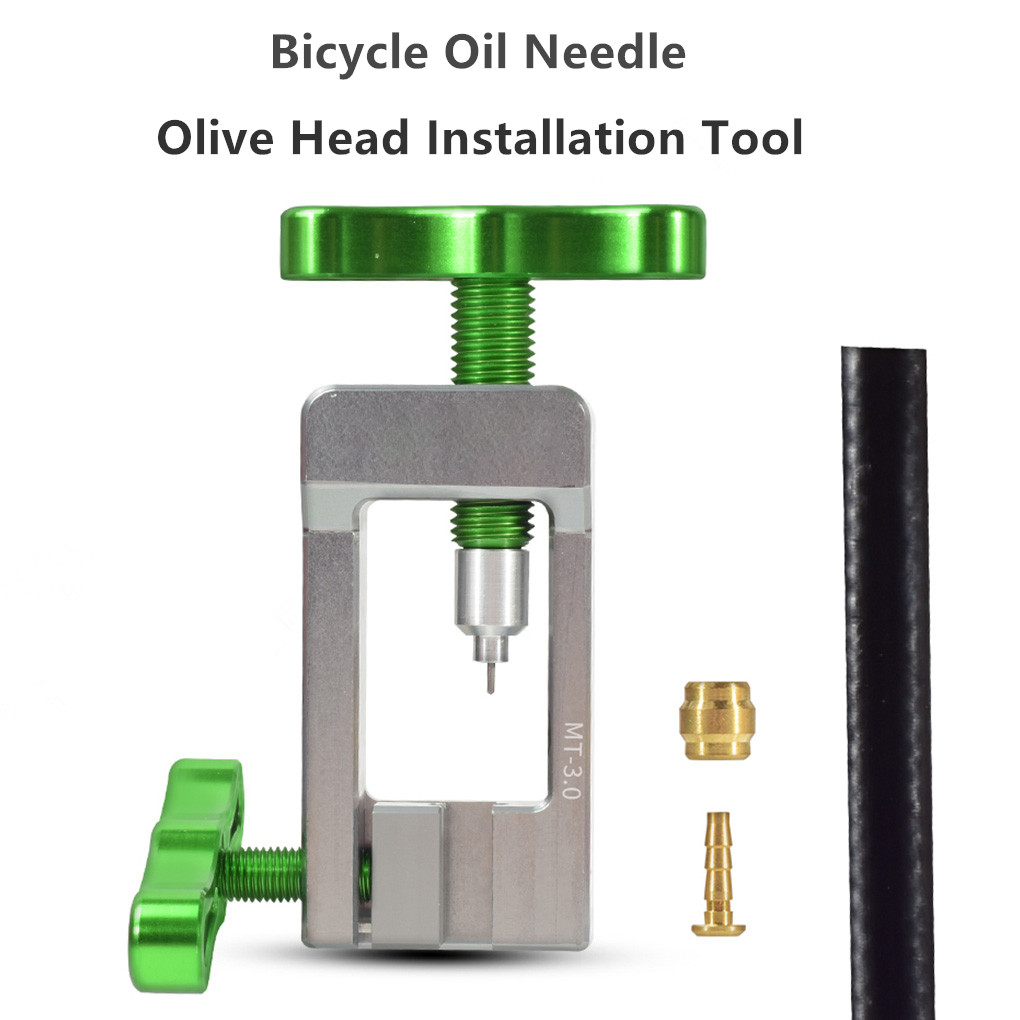 Bicycle Disc Brake Hose Fitting Kit Olive Head Oil Needle Wrench Set For AVID