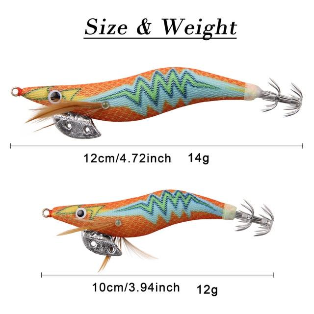 Super 20Pcs Luminous Jigs Fishing Lure Fishing Shrimp Lure Fishing Lures cb5feb1b7314637725a2e7: 2.5 20pcs|3.0 20pcs