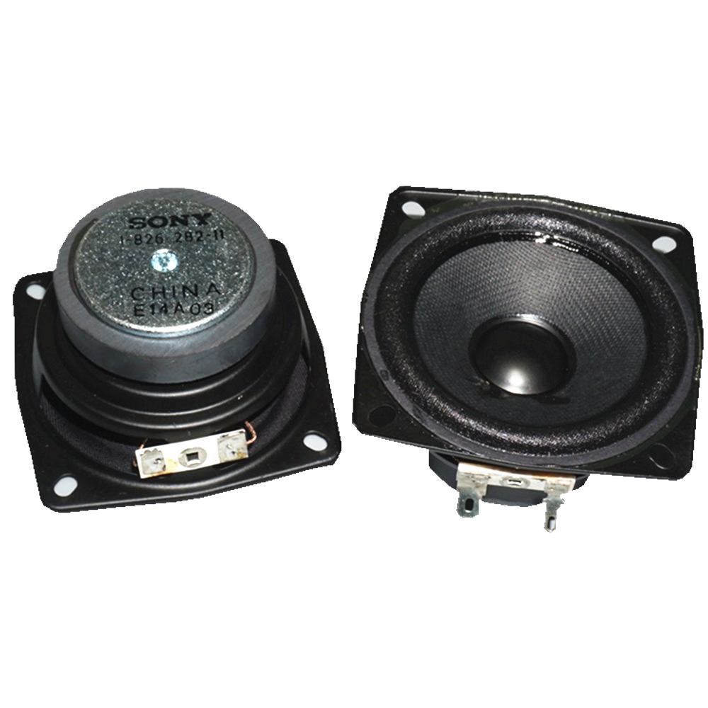 Car speakers