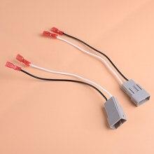 O adaptador dos fios do chicote de fios do conector do orador de citall 2 pces cabe para SP-7800 72-7800 honda acura