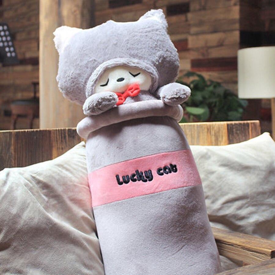 Peluche animaux en peluche peluches enfants poupées filles cadeaux d'anniversaire en peluche animaux de noël chats doux CC50MR - 3