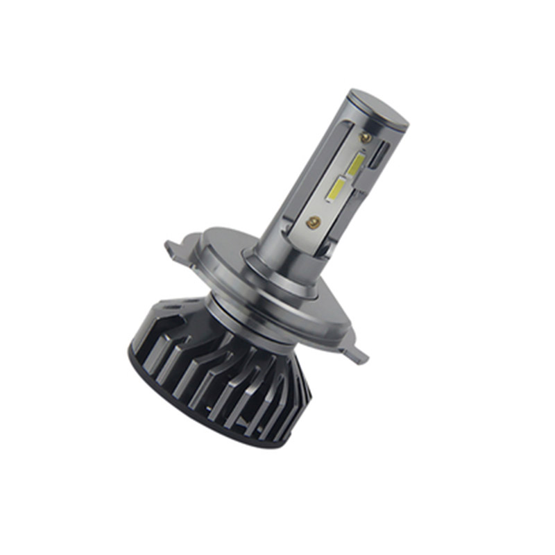 1PCS <font><b>12</b></font>/24V Car Headlight 6900LM 55W For TOYOTA/Vios/PRADO/YARIS L H4 LED Car Light H1 H4 <font><b>H7</b></font> Fast ship image