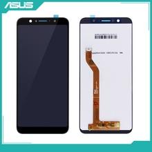 עבור ASUS ZenFone מקסימום פרו M1 ZB601KL ZB602KL LCD תצוגה + מסך מגע digitizer עצרת מקורי LCD עבור ASUS ZB601KL ZB602KL