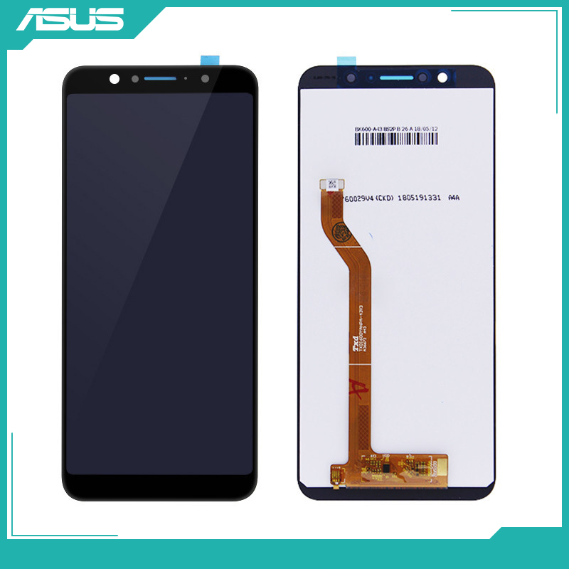 Pour ASUS ZenFone Max Pro M1 ZB601KL ZB602KL écran LCD + écran tactile numériseur assemblée LCD d'origine pour ASUS ZB601KL ZB602KL