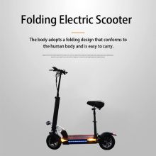 Electric Scooter Adults 500W Escooter Battery Electric Skateboard E-scooter Scooter Electric Escooter E Scooter Electrico Adulto