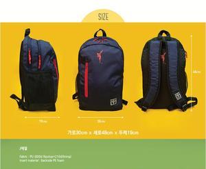Image 4 - حقيبة ظهر من موتو التايكوندو ، شنطة ترويجية S2 التايكوندو ، عبوة معدات واقية من اثنين من الكتفين Tae kwin do