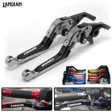 For Honda CB1000R Motorcycle Adjustable Folding Brake Clutch Lever CB 1000R 2008-2019 2015 2016 2017 2018 Accessories