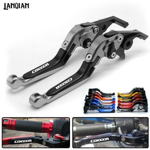 For Honda CB1000R Motorcycle Adjustable Folding Brake Clutch Lever CB 1000R 2008-2019 2015 2016 2017 2018 2019 2020 CB1000R(China)