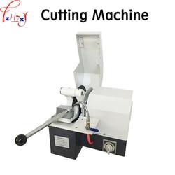 Maszyna do cięcia próbek Q-2 metalograficznych maszyna do cięcia próbek z instalacji chłodzącej 380V maszyna do cięcia próbek