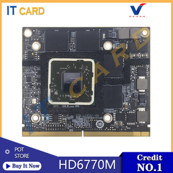 Originale Radeon HD6770 HD6770M 512MB 216-0811000 Video Scheda grafica 109-C29557-00 Per Apple iMac 27 A1312 iMac 21.5 A1311