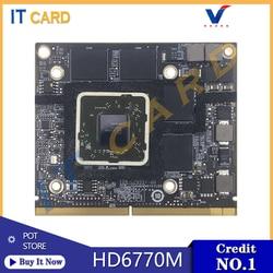 Tarjeta gráfica de vídeo Original Radeon HD6770 HD6770M HD6750 HD6750M 109-C29557-00 para Apple iMac 27 A1312 iMac 21,5 A1311