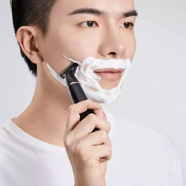2020 New Xiaomi MSN Electric Hair Shaver Razor Waterproof Dry & Wet Body Leg Armpit Hair Eyebrow Styling Trimmer for Men 3