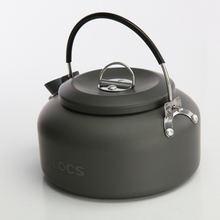Ультралегкая посуда alocs cw k02 чайник для кемпинга на открытом
