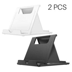 2pcs Phone Holder Foldable Cel