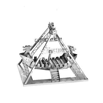 Architecture 3D Metal Puzzles World  15