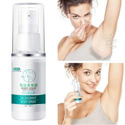 Новый 30 мл Дезодорант антиперспирант Очиститель спрей жидкий уход против пота спрей для мужчин и женщин для удаления запаха