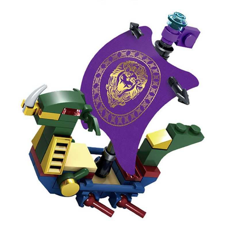 Legoing City el océano barco tiburón venta única bloques de construcción juguetes para niños montar ciudad Legoing barco bloque regalos