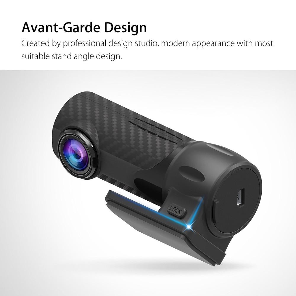 Kamera Auto DVR Nachtsicht Recorder Dash 4G-32G KL202 Innen Full HD