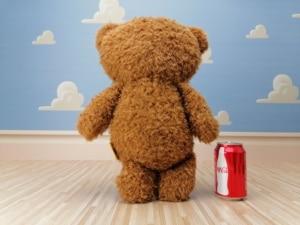 Image 5 - Free Shipping Original Despicable Me Bobs bear Tim Plush Stuffed Doll toys  Kids  gift