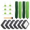 6 seite Pinsel + 6 Hepa-Filter + 4 Roller Pinsel für iRobot Roomba i7 E5 E6 ICH Serie Roboter staubsauger Ersatz Teile