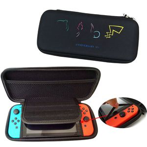 Image 5 - Waterproof EVA Storage Case Bag For Nintend Switch NS Console Carrying Bags Nintend Switch Lite Game Accessories Gift