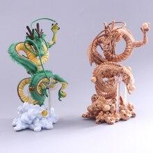 2 estilos de Dragon Ball Z figuras de acción Shenron esfera cifras Esferas Del bolas de dragón de cifras DBZ regalo 21cm