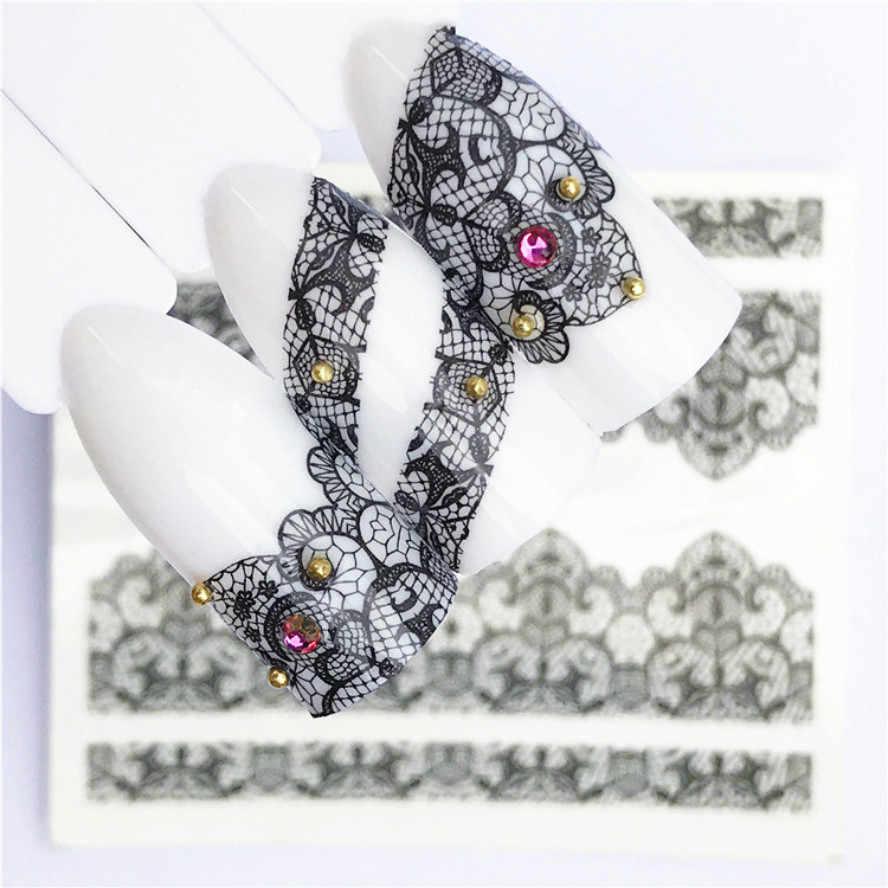 1Pcs Fashion Lace Netting DIY Nail Art Nail Rhinestone Small Irregular Beads Manicure 3D Nail Art Decoration In Wheel Accessorie