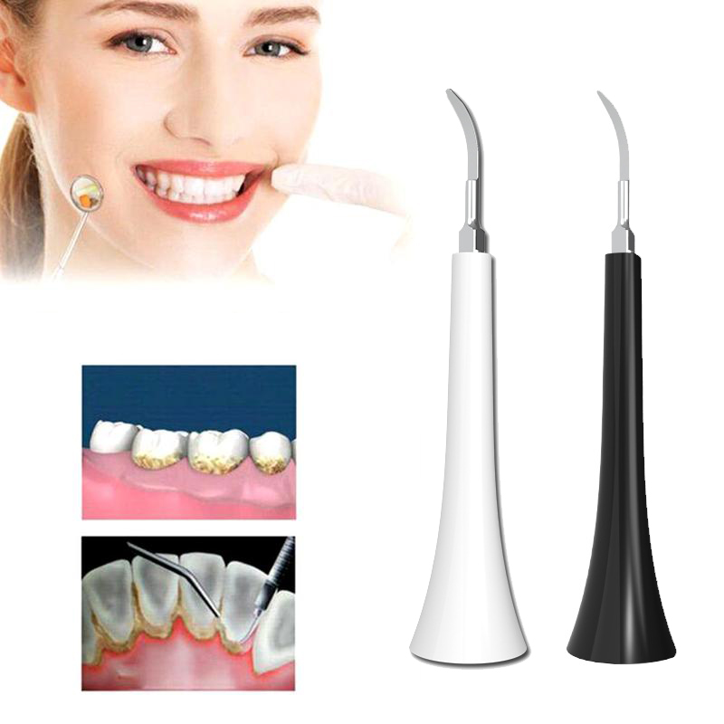Replacement Ultrasonic Scaler Tips Handpiece Fit For Xiaomi Soocas Electric Toothbrush Remove Dental Calculus Plaque Tooth Stain
