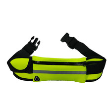 Waist Pack Fabric Waterproof Neoprene Foldable Hydration Outdoor Sport bag belt Wear Water Bottle Running Waist Pack Bag For Gym стоимость