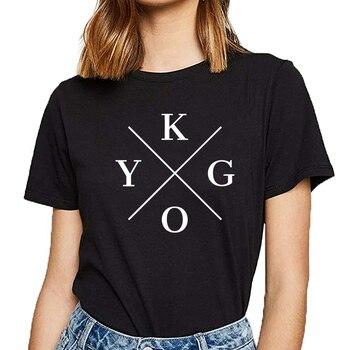 kygo vintage custom female tshirt