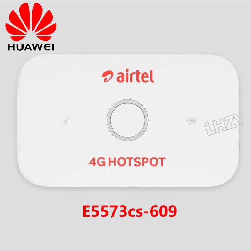 Unlocked Huawei E5573 E5573s-320 E5573cs-322 E5573cs-609 4G lte wifi router  3G 4G WiFi Hotspot Wireless Modem PK ZTE R216-Z