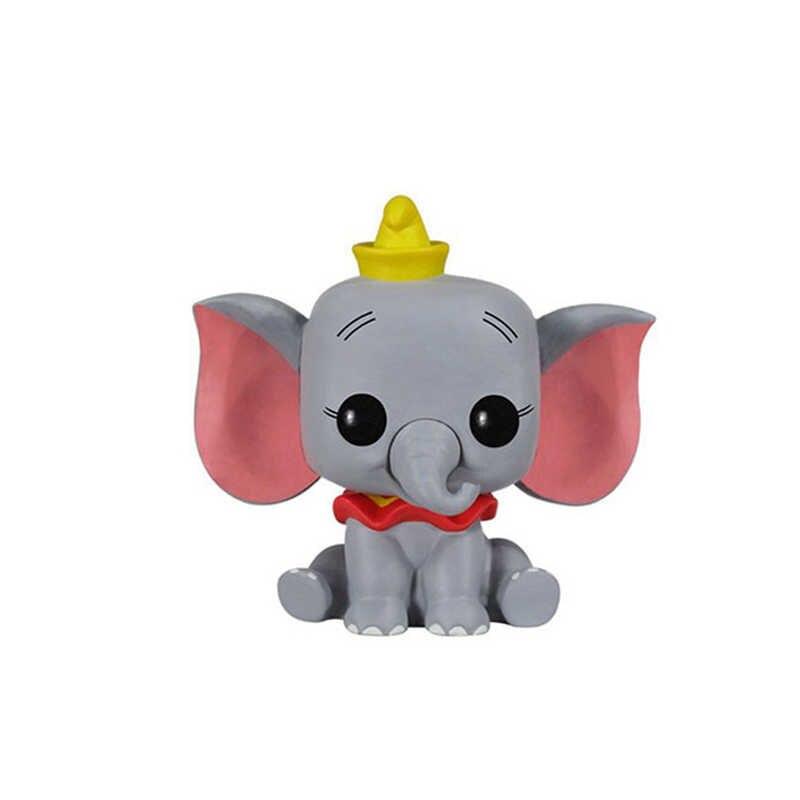 FUNKO POP аниме Дисней мультфильм фильм DUMBO #50 виниловые Фигурки Коллекционная модель игрушки для детей Рождественский подарок