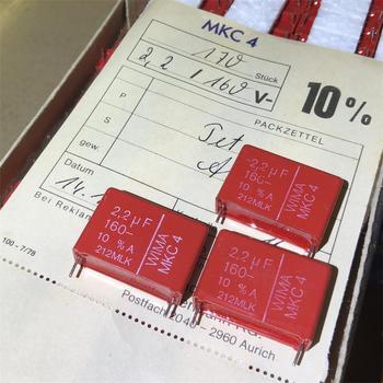 20pcs/lot German original WIMA MKC4 MKC10 Series Metallized Polypropylene (PP) Audio fever capacitors free shipping [zob] german kinmiller jean muller n5013805 63a nh00 777965 genuine original fuse 3pcs lot
