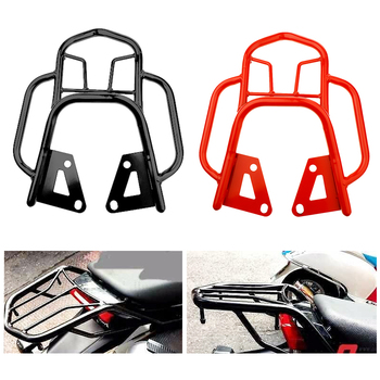 цена на Motorcycle Rear Luggage Rack Holder Rear Seat Luggage Rack Support Shelf For Honda Grom MSX125 Motorcycle Accessories 2019 New