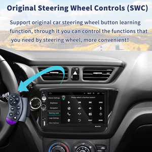 Image 2 - Podofo 2 din Android Car Multimedia Player Universal Car Radio 2din GPS Autoradio For Volkswagen Nissan Hyundai Kia toyota CR V
