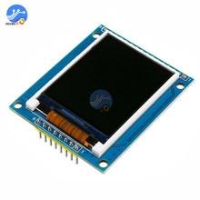 1,8 дюймовый TFT ЖК-экран модуль SPI последовательный порт связи ST7735 драйвер 128*160 ЖК-дисплей модуль 3,2 В/5 В для Arduino DIY Kit