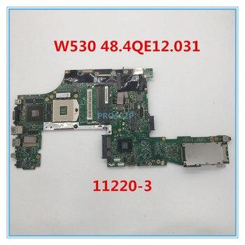 Wysoka jakość dla thinkpad W530 Laptop płyta główna 48.4QE12.031 11220-3 N14P-Q1-A2 K2000M 2GB DDR3 100% działa dobrze