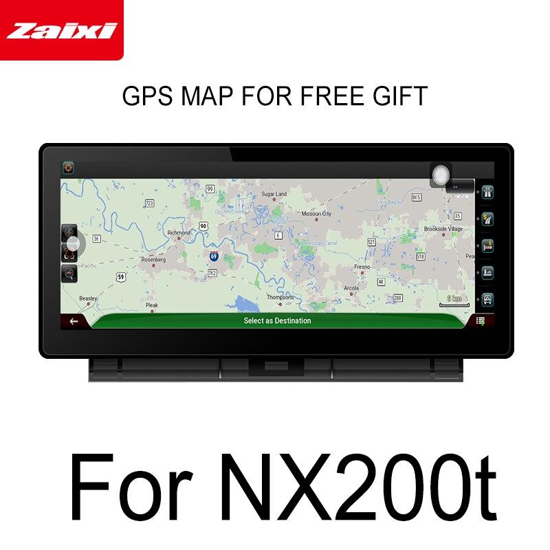 Melhor Promoção Zaixi Para Lexus Nx 200t Nx 300 2014-2017