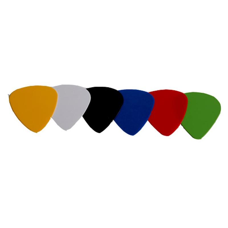 100pcs/10pcs 0.46mm 0.71mm 0.91mm  Acoustic Electric Guitar Picks Plectrums Musical Instrument Guitar Accessories Drop Shipping