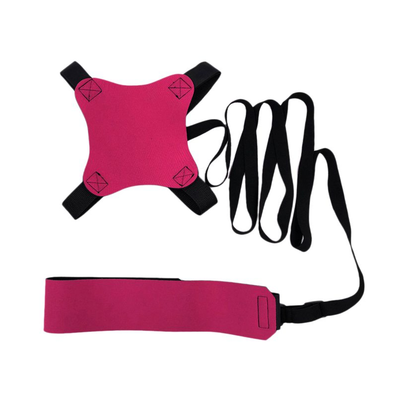 New Volleyball Ball Practice Belt Training ,Great Volleyball Training Aid For Solo Practice Of Arm Swing Rotations Trainer Equip