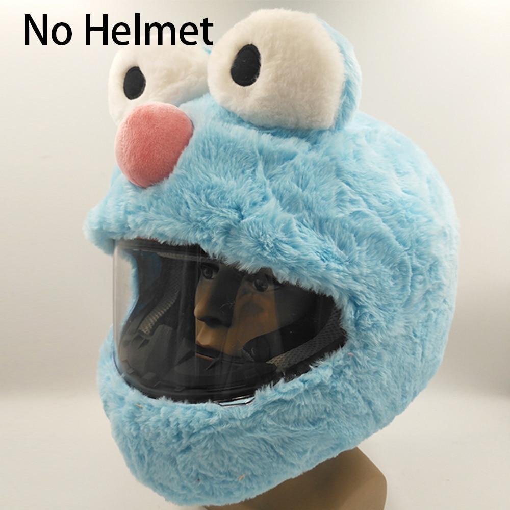 Phân phối Christmas Plush Cover Motorcycle Helmet Accessories Casco Moto Cascos Para Moto Capacete De Motocicleta Kask Helm