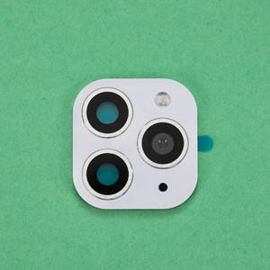 Image 2 - 50 個バックカメラレンズ保護フィルム用 X XS 最大ように見える iphone 11 プロフェイクカメラステッカー