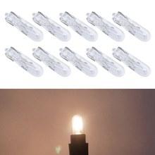20 pçs/set 12V Branco Luz Do Painel Do Carro Lâmpadas LED Com Base Da Cunha Auto Lâmpada Interior Placas Traço